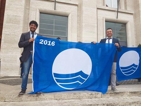 Badesi bandiera blu 2016