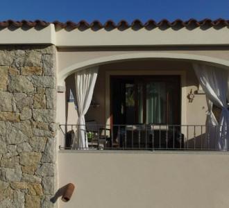 casa e veranda